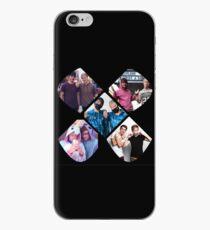 Vinilo o funda para iPhone Sam y Colby X Collage