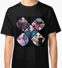 Sam und Colby X Collage Classic T-Shirt
