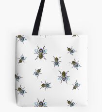 The blindness' flies Tote Bag