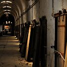 Hall of Closets  by Jeff stroud