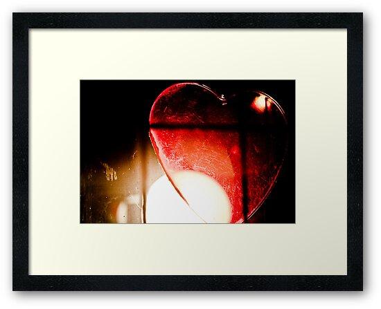 Caged Heart by Erika  Szostak