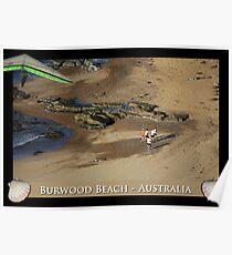 Burwood Beach - Australia Poster