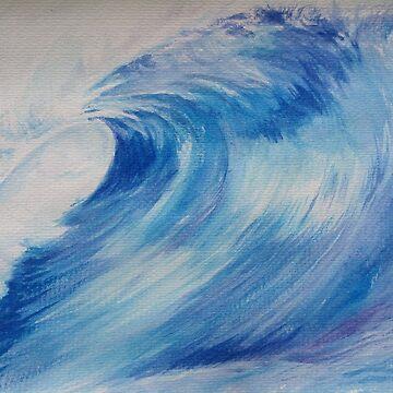 Wave by Ian Shiel  by Ruckrova