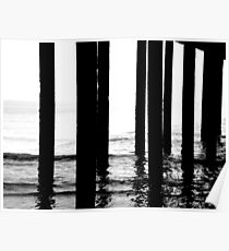 Sea Stilts Poster