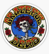 Grateful Dead Roses Sticker