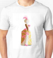 Marie Antoinette Cupcake Unisex T-Shirt