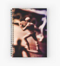Toy Soldier Spiral Notebook