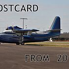 Postcards From The Past - Albatross VH-NMO by muz2142