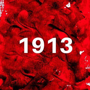 1913 Splotch by classygirl