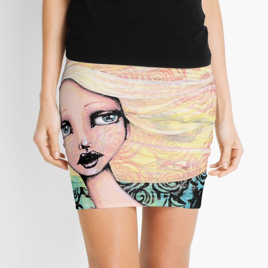 Flora Mini Skirt