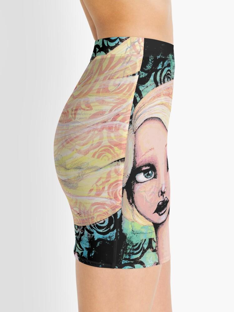 Alternate view of Flora Mini Skirt