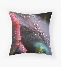 Papagaaien tulp Throw Pillow