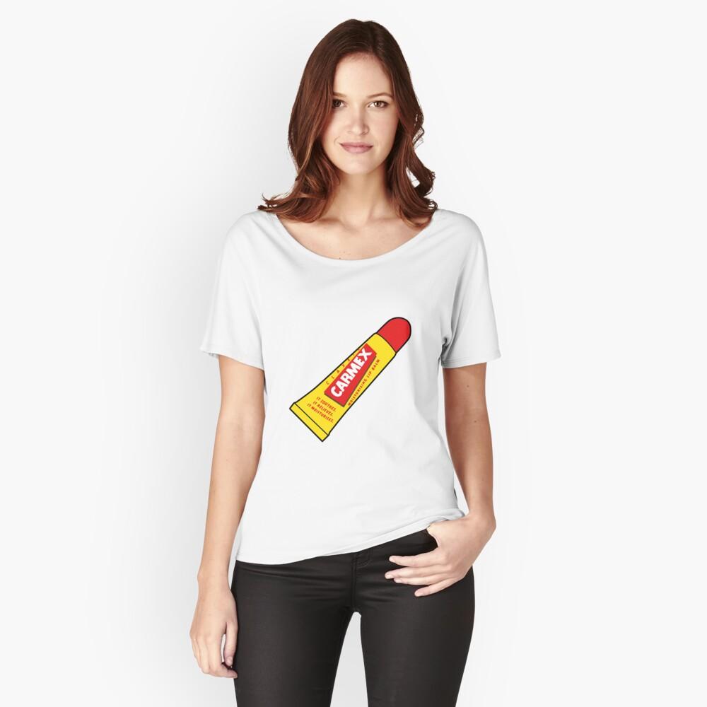 Lippenbalsam Loose Fit T-Shirt
