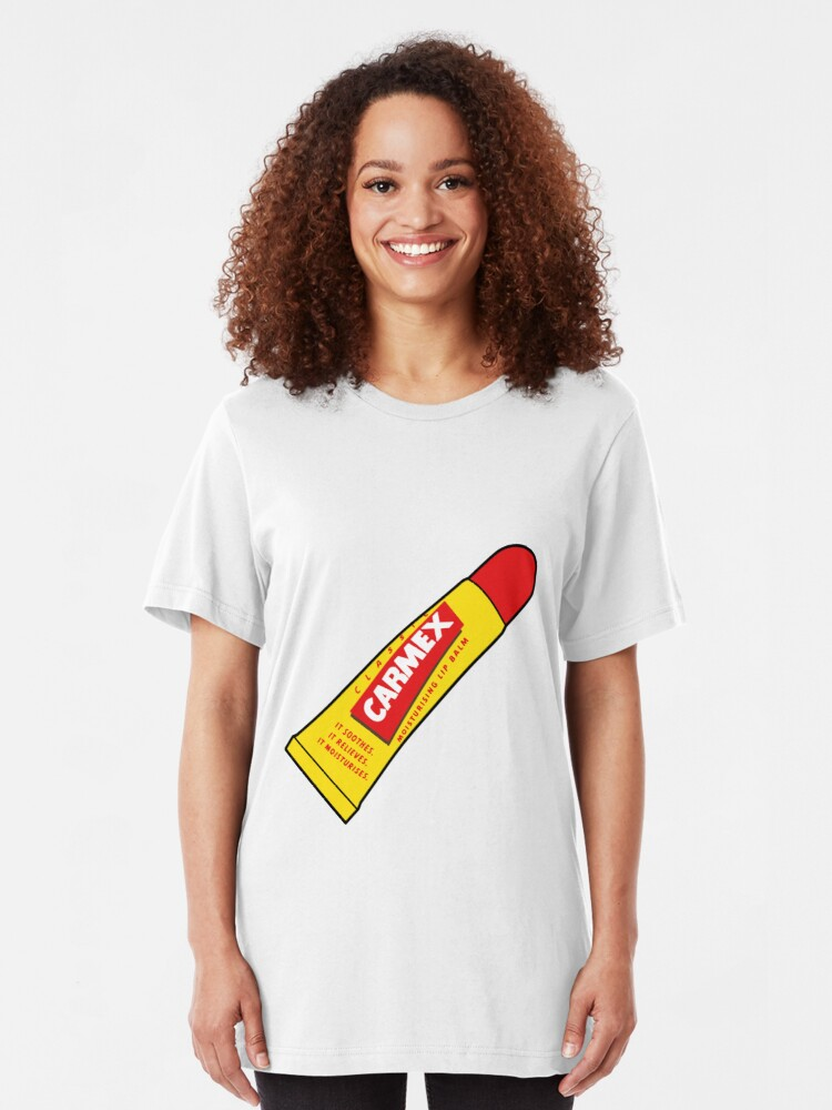 Alternative Ansicht von Lippenbalsam Slim Fit T-Shirt