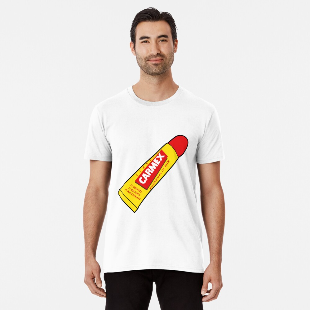 Lippenbalsam Premium T-Shirt