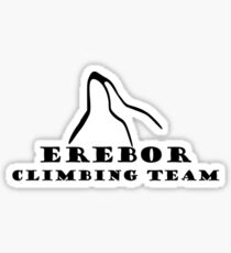 Erebor Climbing Team Sticker