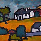 Pearse's Cottage, Rosmuc, Ireland by eolai