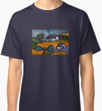 Pearse's Cottage, Rosmuc, Ireland Classic T-Shirt