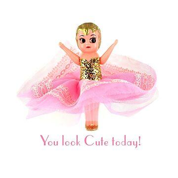 You look Cute today! by originalkewpies