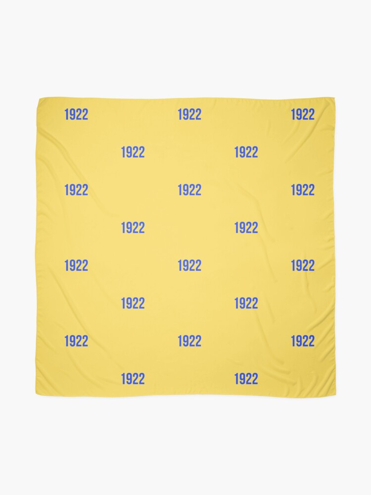 Alternate view of 1922 Gold Scarf