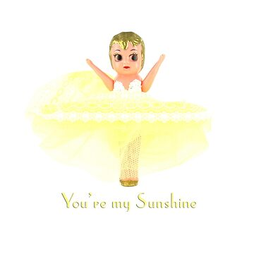 You're my Sunshine by originalkewpies