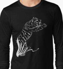 Leaping Tiger 2 white T-Shirt