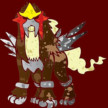 Entei by gamecraft64