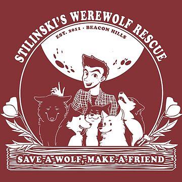Stilinski's Werewolf Rescue by ihateleeks