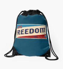 VOTE FREEDOM 2020 - Keep America Great Drawstring Bag