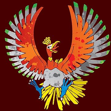 Ho-Oh by gamecraft64