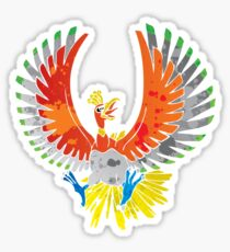 Ho-Oh Sticker
