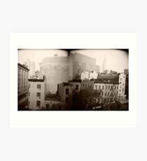 New York City #2 Art Print