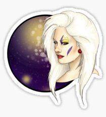 Roxy - The Misfits Sticker
