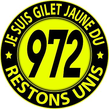 I'm Yellow Vest From 972 by extracom