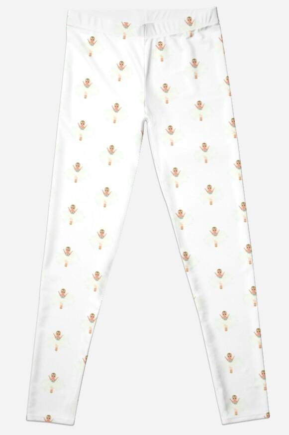 White Kewpie by originalkewpies