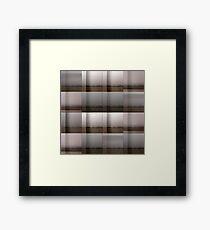 Subdivision 2 Framed Print