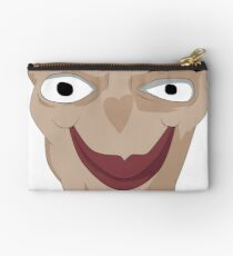 A wonderful day for a smile! Zipper Pouch