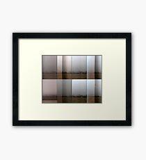 Subdivision 4 Framed Print