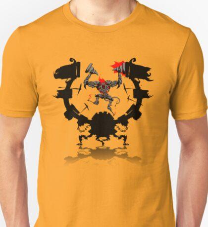 Dread Nazool - the Demon Drummer of Brainscream T-Shirt