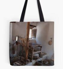 Mission San Jose Grist Mill Tote Bag
