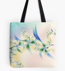 Floral Pastels Tote Bag