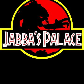 Jabba's Jurrasic Palace by GoreKitten
