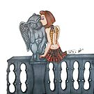 Gargoyle Kisses by Katz Karma