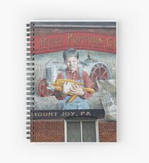 Reist Popcorn Co., Mt. Joy, PA Spiral Notebook