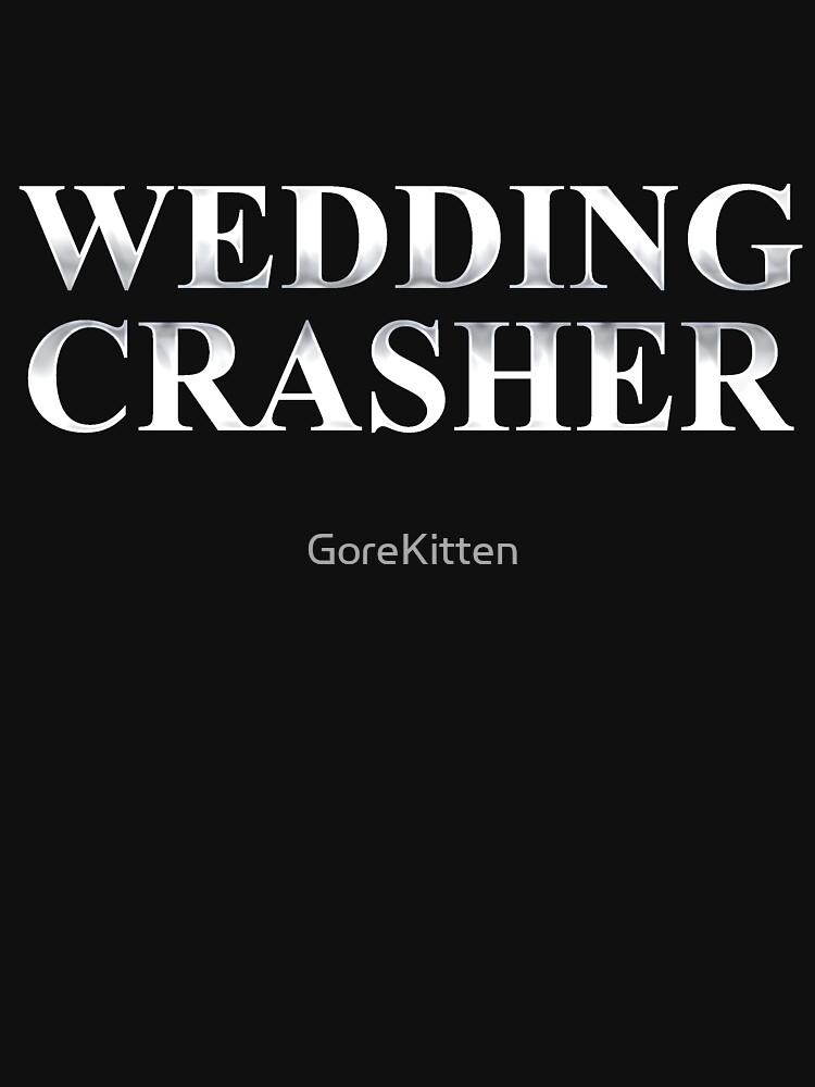 Wedding Crasher by GoreKitten