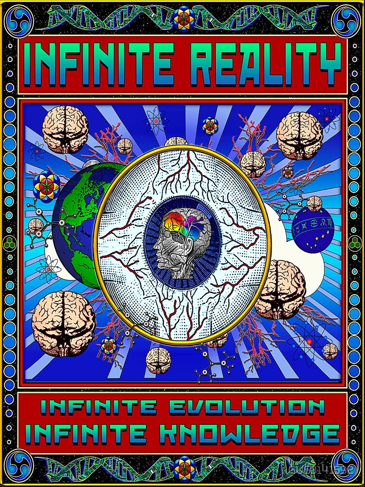 INFINITE REALITY by GUS3141592