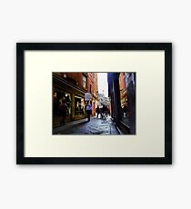 Also this is Venice 3 Framed Print