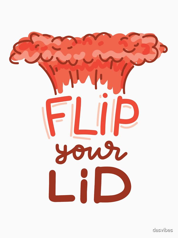 Flip Your Lid by AussiEmoji™ Australia by dasvibes