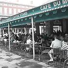 Cafe Du Monde | New Orleans, LA by Doug Bonner