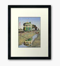 W2 Tram to Essendon Framed Print